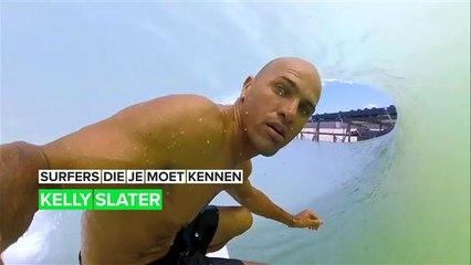 Surfers die je moet kennen: Kelly Slater