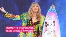 Les meilleurs discours aux Teen Choice Awards 2019
