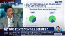 Les ponts français sont-ils solides ?
