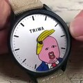 La montre de Donald Trump