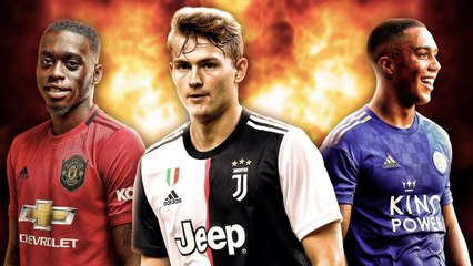 BEST Transfers Of The Summer XI!