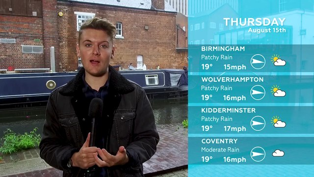 WEATHER: August 15th 2019