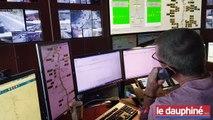Fort trafic sur l'A7 dans la Drôme : au cœur du PC de sécurité