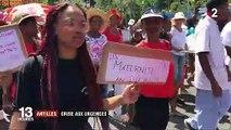 Guadeloupe : le service hospitalier en crise