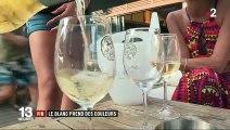 Vin : pour satisfaire la demande, les vignobles se mettent au blanc
