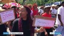 Antilles : les hôpitaux sous perfusion