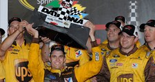 July 2011: Ragan wins at Daytona