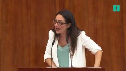 """Sol Sánchez: """"No hay un día que no mencione a Bildu y ETA"""""""
