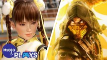 Top Fighting Games You Should Be Playing Right Now | MojoPlays