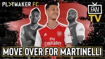 Fan TV | Is Gabriel Martinelli the future of Arsenal's frontline?