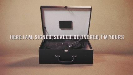 Evvie McKinney - Signed, Sealed, Delivered (I'm Yours)