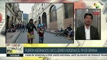 """Temas del Día: Brasil: """"Marcha de las Margaritas"""""""