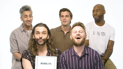 The Cast of Queer Eye Teaches You Their Hometown Slang