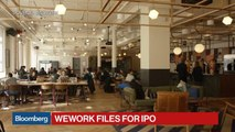 WeWork Files for IPO After a 'History of Losses'