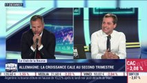 Le Club de la Bourse: Thierry Le Clercq et Christian Parisot - 14/08