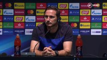 _We must be better than Man Utd loss._ Frank Lampard press conference before Super Cup vs Liverpool