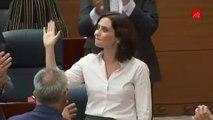 Isabel Díaz Ayuso, proclamada nueva presidenta de la Comunidad de Madrid