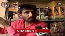 Cracker Traders Breach Safety Norms, Caught On Camera