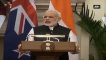 PM Modi Promises New Zealand To Strengthen Security Intelligence Cooperation Against Terrorism