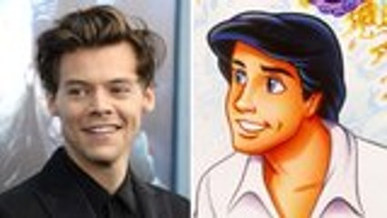 Harry Styles Not Playing Prince Eric in Live-Action 'Little Mermaid' | THR News
