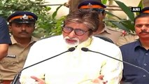 Amitabh Bachan -  People Of This Country Are Very Angry By The Incidents At The Border
