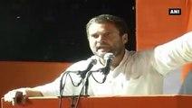 Rahul Gandhi Attacks Modi, Says PM Doing 'Khoon Ki Dalali' With The Blood Of Slain Soldiers