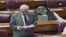 India Opting Out Of Indus Waters Treaty Would Be 'Act Of War' -  Sartaj Aziz