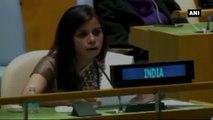 J&K Integral Part Of India, Will Continue To Remain So -  Eenam Gambhir At UN