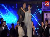 Akshay Kumar and Mouni Roy dance in music launch event of Gold