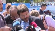 Herido grave un hombre apuñalado en Barcelona