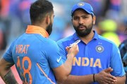 Kohli 'baffled' by reported fall out with Rohit Sharma