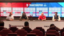 Trabzonspor-Sparta Prag maçına doğru - Sparta Prag Teknik Direktörü Vaclav Jilek
