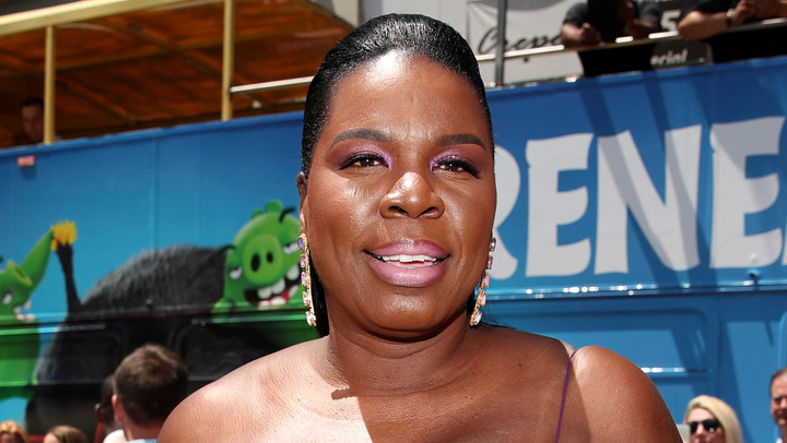 Leslie Jones Tried to Get Free App Credits for Being in 'The Angry Birds Movie 2′