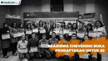 Beasiswa Chevening Buka Pendaftaran Untuk S2