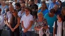 Effondrement du pont Morandi : l'Italie se souvient