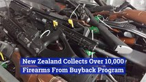 New Zealand Takes Back A Lot Of Guns