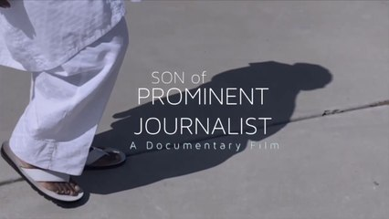 SON OF PROMINENT JOURNALIST (2020) Trailer VO - HD