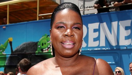 Leslie Jones Tried to Get Free App Credits for Being in 'The Angry Birds Movie 2'