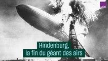 Hindenburg, la fin du géant des airs