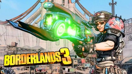 """Borderlands 3 - Official """"The Borderlands Are Yours"""" Gameplay Trailer"""