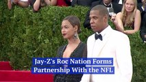 Roc Nation And The NFL
