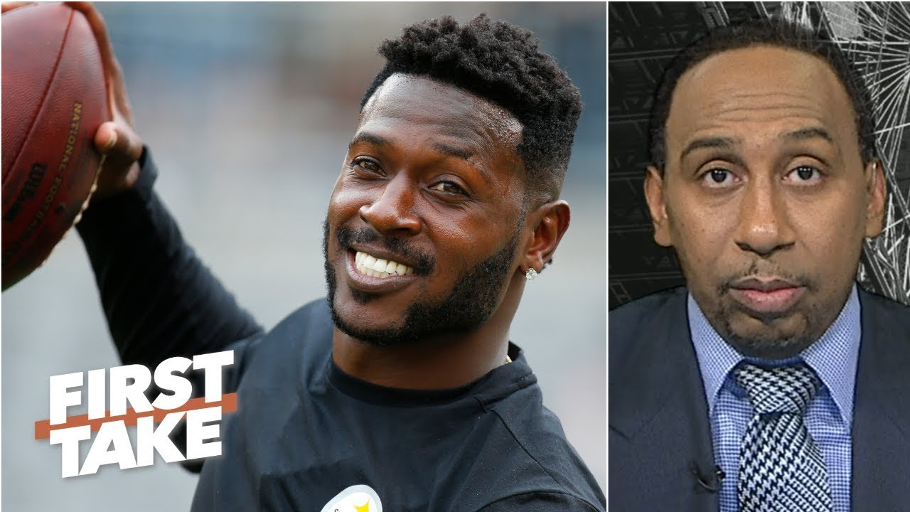 Antonio Brown can't carry the Raiders to the playoffs – Stephen A. _ First Take