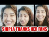 Exclusive: Shilpa Shinde thanks her fans
