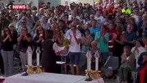 L'Italie a commémoré le drame de Gênes, un an après