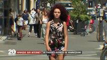 Internet : une fausse agence de mannequins sévit sur le web
