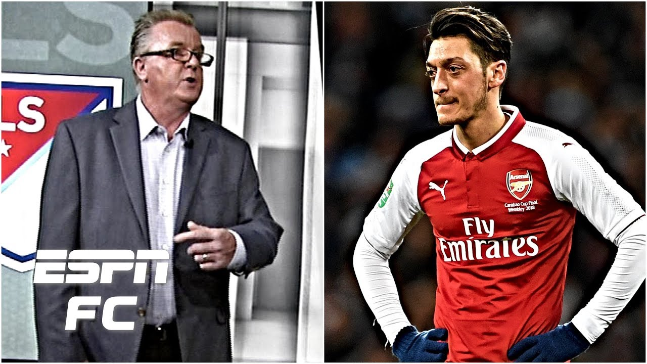 Steve Nicol slams Mesut Ozil haters_ 'I'd bet my mortgage' he'd have no attitude in MLS _ ESPN FC