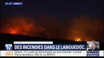 Incendie dans l'Aude: 400 hectares sont partis en fumée