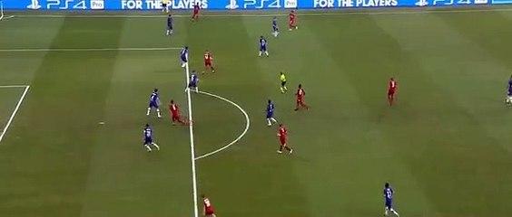 sadio mane goal vs chelsea liverpool 1 1 chelsea 14 8 2019 uefa europa league final