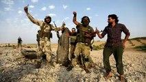 Rebeldes derrubam caça do Governo sírio