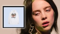 Billie Eilish Forced To Remove Merch After Stolen Artwork Rumors